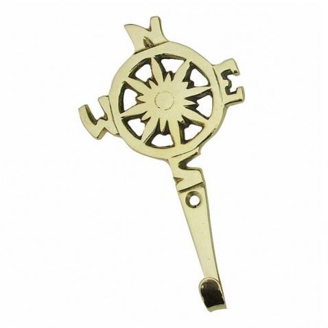 Vešiak kompas – jednoduchý