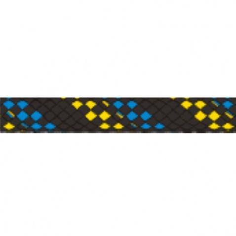 Magic Gold priem.4 mm black-neonyellow-blue