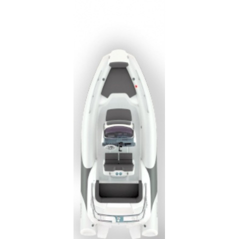 Nafukovací člun Grand G580LF