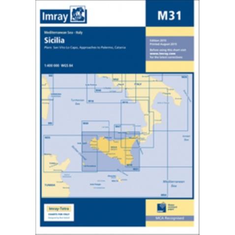 Mapa M31 Sicily