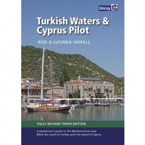 Turkish Waters and Cyprus Pilot