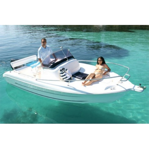 Motorový čln A534 Sun Deck