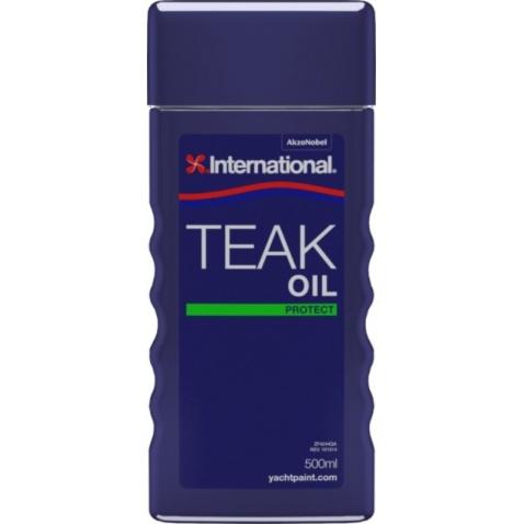 PREMIUM TEAK OIL - 0,5l
