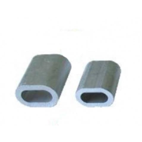 Zátisky hliníkové 3mm