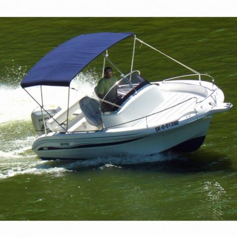 Motorový čln A584 Sun Deck