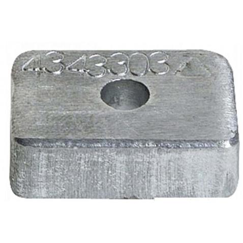 Anóda zinková - Mercury 4-9,9HP