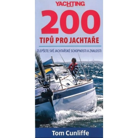 Kniha - 200 tipů pro jachtaře