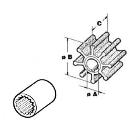 Impeller 500124
