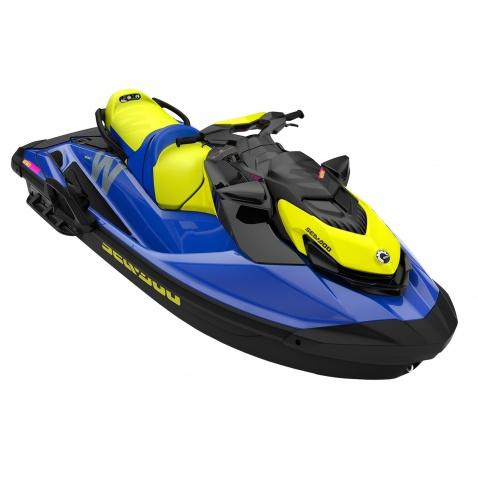 Skúter vodný Sea Doo WAKE 170 3-up 170hp modro-žltý