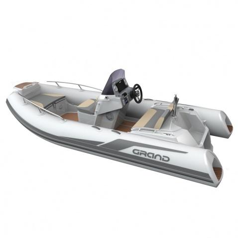 Nafukovací čln Grand G420LF