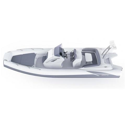 Nafukovací čln Grand G850HL