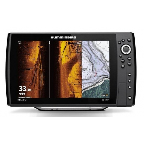 Humminbird Helix 12X CHIRP MSI GPS G3N