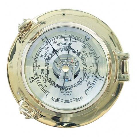 Barometer zlatý