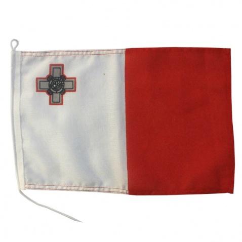 Vlajka Malta 20x30cm