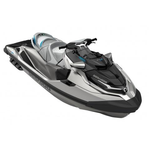Skúter vodný Sea Doo GTX LTD 3-up 300hp sivá metalíza
